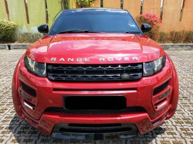 Range Rover Evoque Wide Bodykit