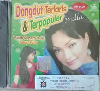 Dangdut Terlaris & Terpopuler India VCD