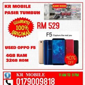 4Gb ram Oppo -F5
