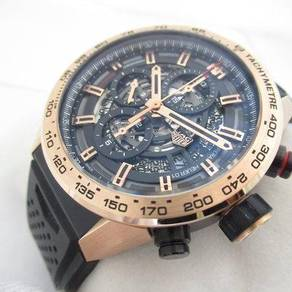 Tag Heuer Carrera skeleton Dial CAR205B FT6087