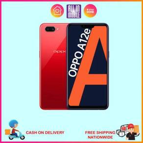 OPPO A12E [64GB ROM+3GB RAM] Original MY Set