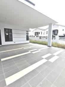 Taman Desa Tebrau Jalan Rebab Brand New Corner Semi Detached