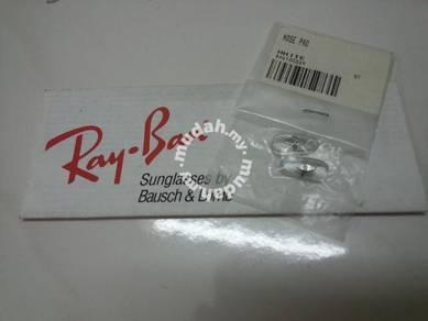 Rayban BL USA Nose pad Clear ( jernih)