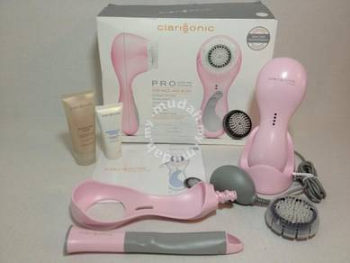 NEW Clarisonic Pro Skin Care System Face Body