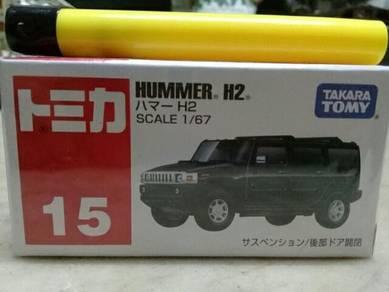 119 Tomica hummer not hotwheels