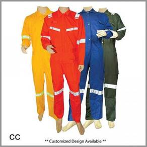 Arrowman Cotton Coverall Baju Kerja