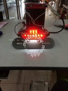 Led tail lamp 3&1 universal