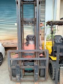 Forklift 3ton disel auto