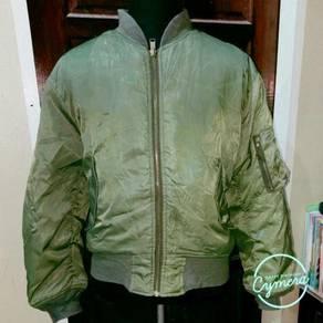 Bomber/ Flight Jacket Unbrand