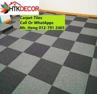 Plain Design Carpet Roll - with install añso/75