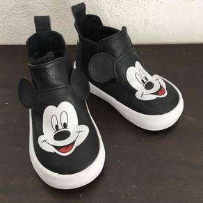 H&M; Mickey Mouse Shoes