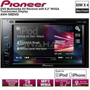 Pioneer avh-195 double din