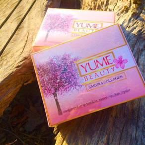 Yume beauty sakura collagen