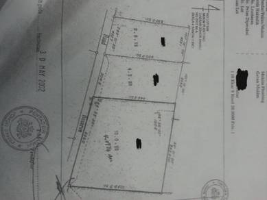 Land for sale, Ulu Tiram