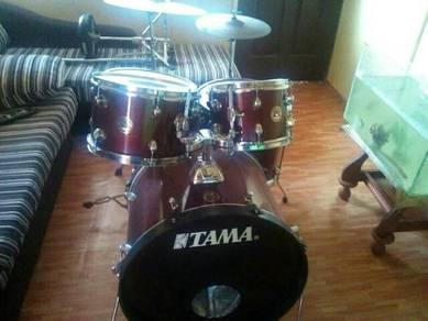 Drum set TAMA brand