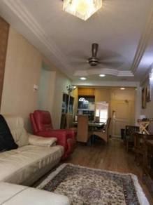 Bayu Tasik Condo Bandar Sri Permaisuri Cheras 1st FLOOR Fully Renovate