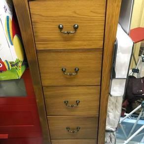 Tallboy shelf cabinet