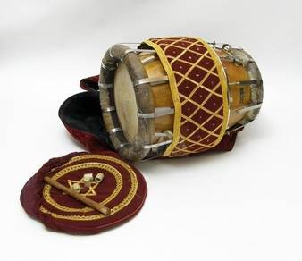 Gendang Tavil (Indian Music Instrument)
