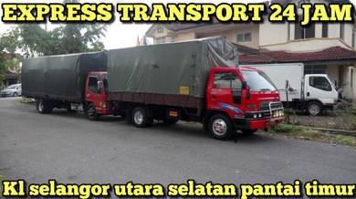 Kedah ke kuala lumpur lori cepat sedia