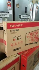 New sharp led tv 40LE185