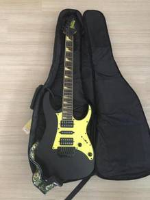 Ibanez GRG150DXB Electric Guitar Yellow/Black