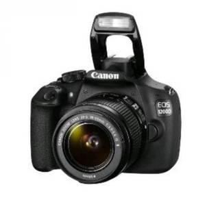 Canon Camera with accessories