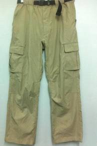 The north cargo track pants saiz m