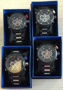 Jam Fusion Premium Sekali kotak dan Postage