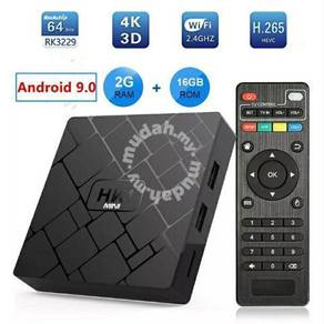 Android 9 BOX HK1