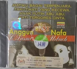 Anggun C Sasmi & Nafa Urbach The Best VCD