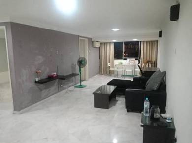 (NON BUMI/FURNISHED) Blok H5 Apartment Pandan Jaya, Ampang