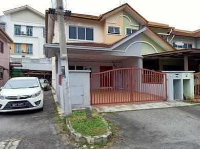{MURAH GUARDED} Taman Pinggiran Saujana Kajang, Endlot 2 storey House