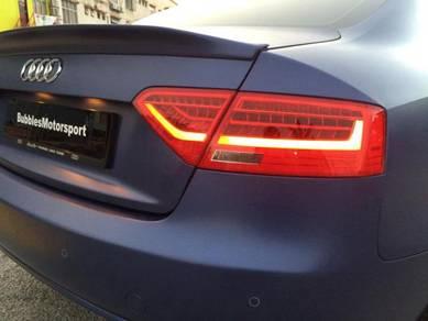 Audi A5 RS style ORIGINAL facelift tail lamp SET