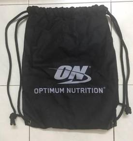 ON Optimum Nutrition Backpack Bag Beg