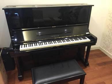 Yamaha Acoustic Upright Piano U3G BK