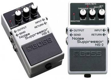 Boss NS-2 Noise Suppressor Effect