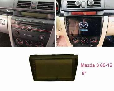 Mazda 3 06 -12 9* Android player 1 RAM 16G