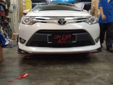 Toyota vios drive68 drive 68 bodykit with paint 88