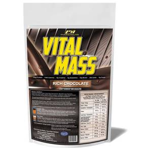 Vital Mass Halal 1kg,0g Sugar+Tribulus (Chocolate)