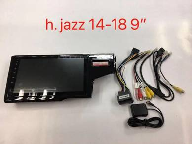 Oem honda jazz 14-18 9* android player 1RAM 16G
