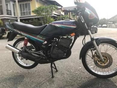 Yamaha RXZ tahun 1996