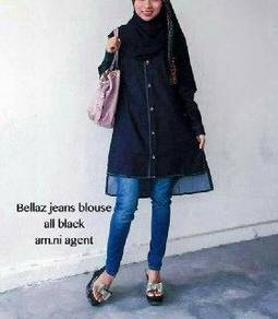 Bellaz jeans blouse