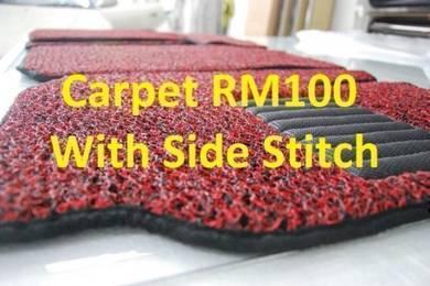 Tinted Carpet PERSONA SAGA IRIZ l WAJA PREVE WIRA
