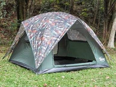 KHEMAH 1509 FIREFLY TENT 6person