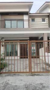 Scientex senai / Double storey / 4 bedroom / below market