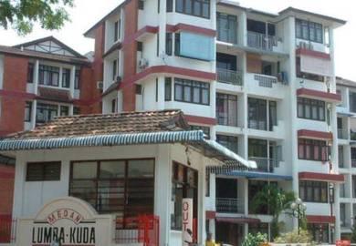 MEDAN LUMBA KUDA FOR RENT(Near General Hospital & Lam Wah Ee Hospital)