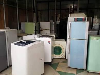 Machine basuk repair and pati sejuk
