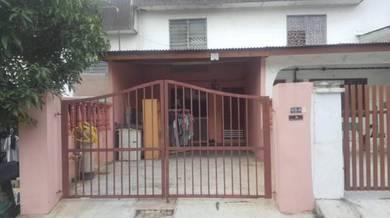 Taman senai jaya double storey low cost