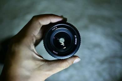 Nikon 24mm f2.8d