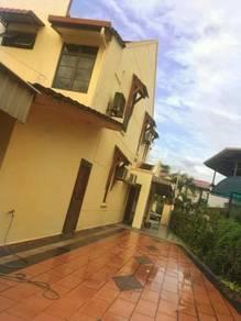 Double Story Terrace / 5BEDS / RM1500 / PERMAS JAYA / HOT AREA